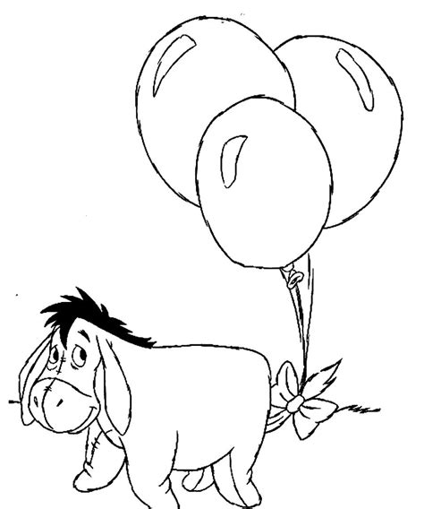 printable coloring pages printable eeyore coloring pages coloring me