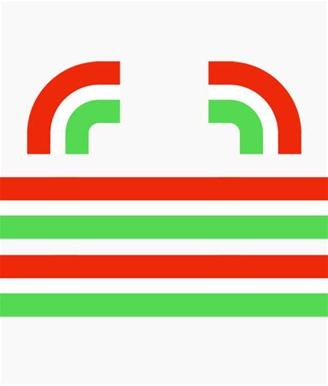 cornice tricolore cornice adesiva per la decorazione della vetrina