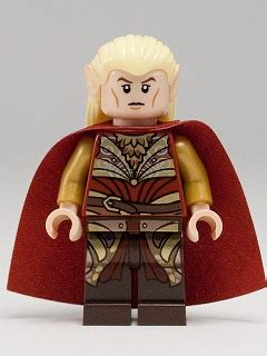 Haldir Pg509 Lord Of The Rings Lotr Minifigure Lego Kw bricker lego minifigure lor020 haldir