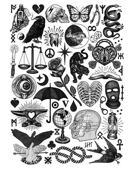 Best 25 Tattoo Flash Ideas On Pinterest Flash Tattoos Black And White Flash Tattoos