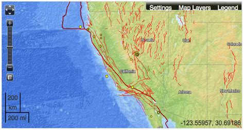 huston fault lines map mapping fault lines in earthquake maps musings on maps
