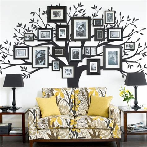 Wall Sticker Ky159 133 best images about a family tree on trees vinyls and wall stickers