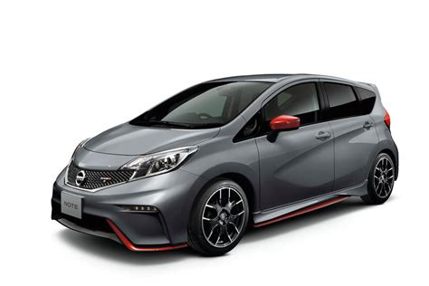 nissan versa note nismo nissan note nismo unveiled for japan automotorblog