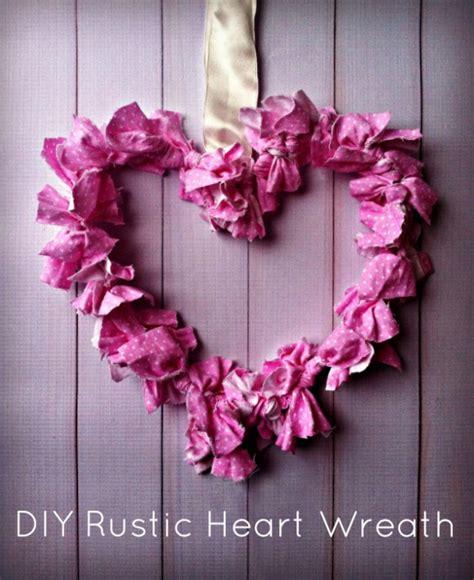 diy valentines wreath 17 fabulous diy s day wreath designs to adorn