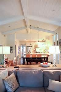 Open Floor Plans With Vaulted Ceilings by Vaulted Ceilings White Or Wood