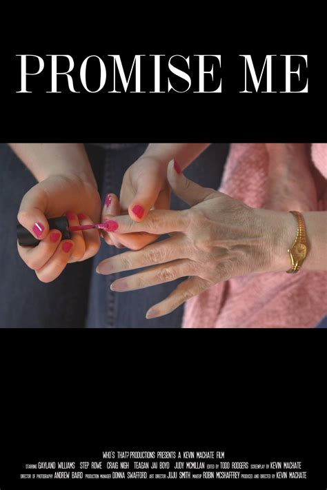 promise film review promise me 2015 short film review