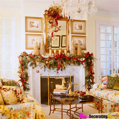 how to decorate a traditional home home for christmas decorating for the best season of all