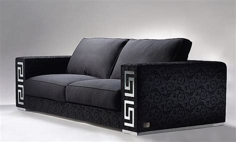 divani versace sofa new lomond glass by versace home luxury furniture mr