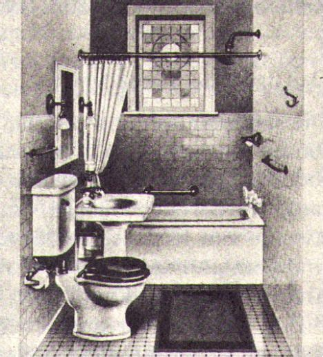 who invented bathrooms the history of the bathroom part 3 putting plumbing