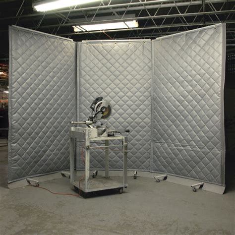 sound curtains industrial dangers of high noise levels in industrial facilities