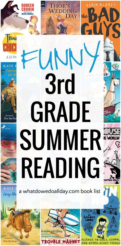 3rd grade picture books 3rd grade books the summer reading list