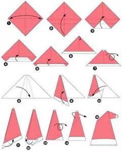 Origami Natal - bloguinho da v 226 nia dobradura de natal