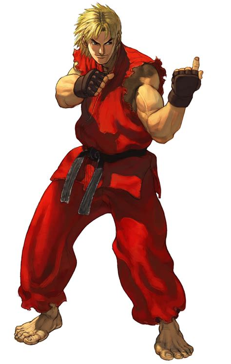 gief s a guide to fighter v third edition books ken characters fighter iii 3rd strike