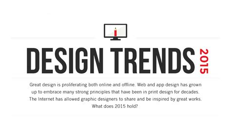 application design trends 2015 web and app design trends in 2015