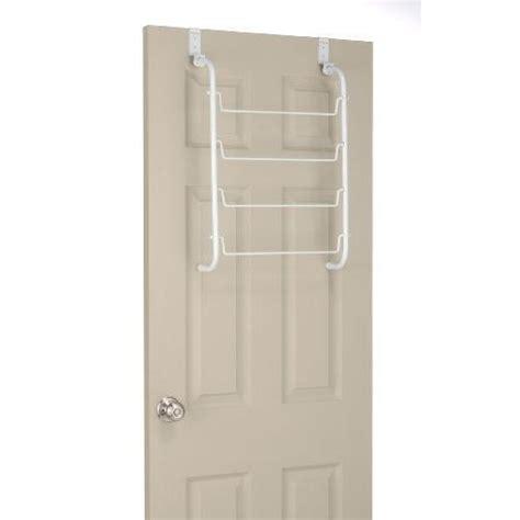 the door towel racks whitmor the door towel drying rack white new ebay