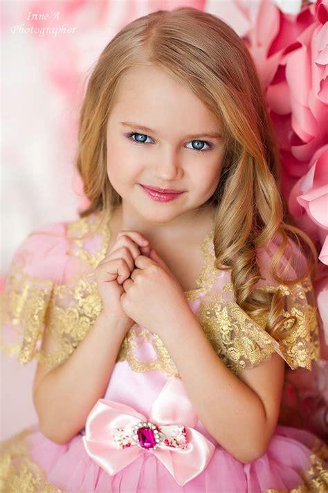 little girl modeling provocatively anastasia orub born may 15 2008 russian child model