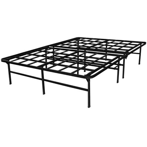 Queen Size Heavy Duty Metal Platform Bed Frame Supports Heavy Duty Metal Bed Frames