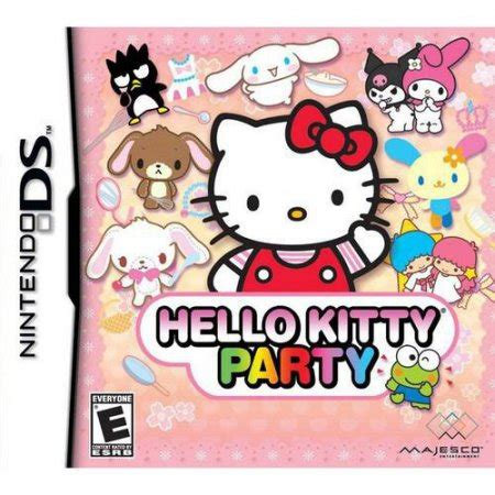 Hello Kitty Nintendo Ds | hello kitty party ds walmart com