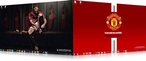 themes for google chrome manchester united manchester united windows 7 theme download
