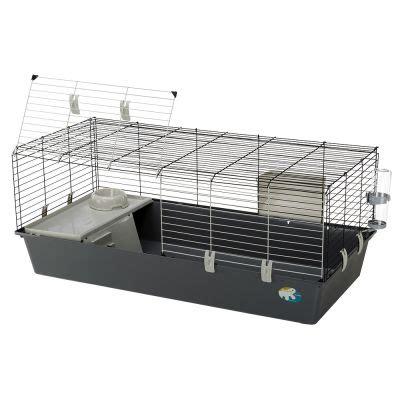 gabbie per conigli nani prezzi gabbia rabbit 120 zooplus