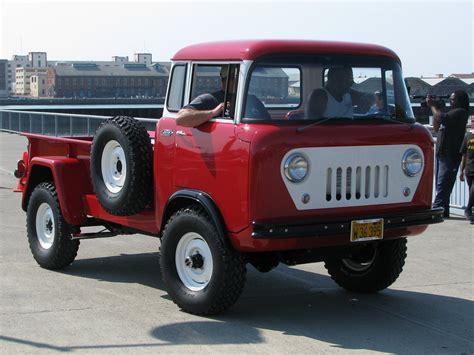 jeep fc 170 1960 willys jeep fc 170 c o e truck w 36 395 5