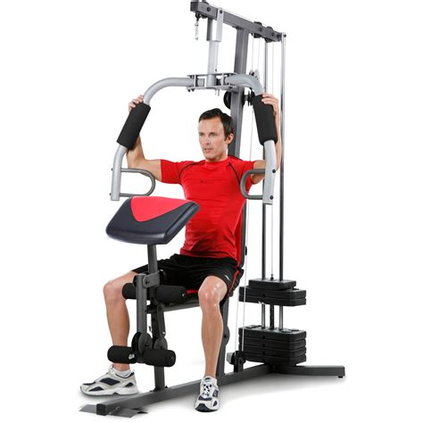 weider 2980 x weight system 214 lb stack home