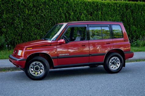 how to learn about cars 1994 suzuki samurai regenerative braking 1994 suzuki sidekick jlx 4 215 4 vancouver pre owned vehicles auto villa