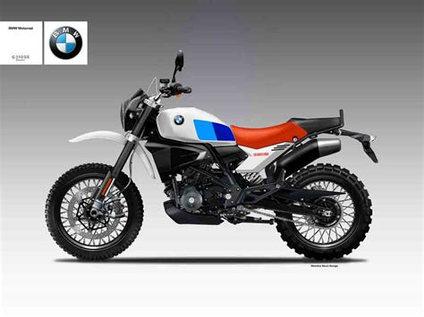 Bmw Motorrad Classic by Bmw G310 Gs Classic Concept Imagines The Bike As