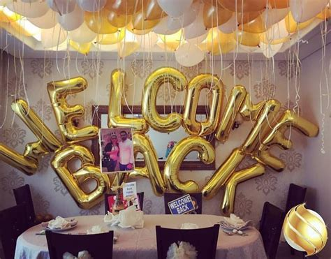 welcome home party decorations 10 best welcome back welcome home party decoration ideas
