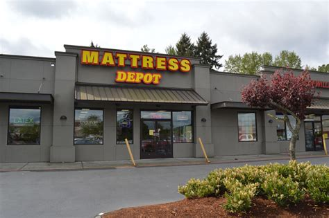 bellevue store mattress depot usa