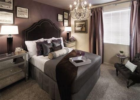 lavender and brown bedroom purple and brown bedroom home design