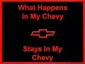 chevy quotes i