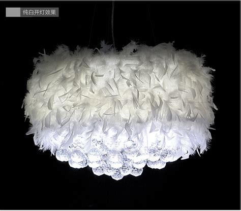 Feathers Ceiling by Popular Feather Ceiling Light Buy Cheap Feather Ceiling