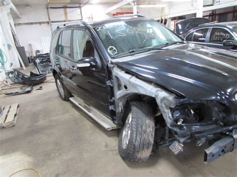mercedes parts parting out 2007 mercedes ml350 stock 150248 tom s