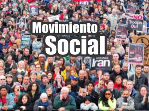 imagenes de redes sociales en movimiento 191 que es un movimiento social