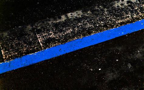 Wallpaper Sticker Fresh Blue Line punisher blue line wallpaper wallpapersafari