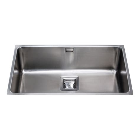 large single bowl sink ksc25ss stainless steel undermount large single bowl
