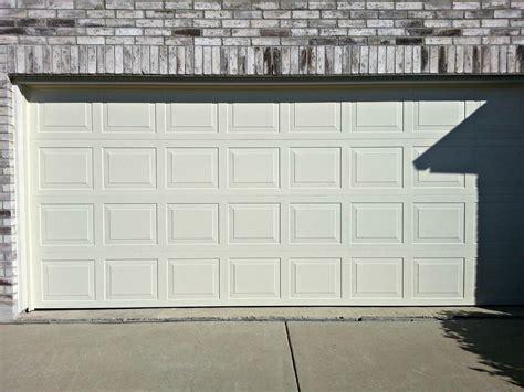 steel insulated garage door cowtown garage door