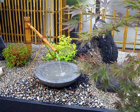 decorar jardin estilo zen como decorar jardines japoneses