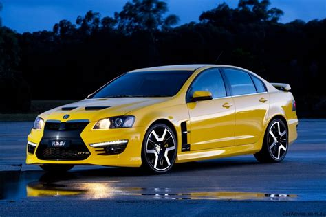 vauxhall vxr8 hsv gts r development vehicle seen in melbourne report