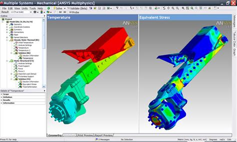 ansys work bench ansys workbench ozen engineering and ansys