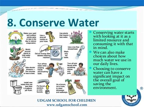 five 4 school 10 steps to save the earth