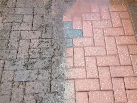 Driveway Patio Cleaning Scotland Softwash Scotland How To Clean Patio Pavers