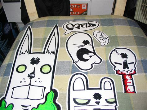 Sticker Caracter Fit It Type B character stickers by blinky2lame on deviantart