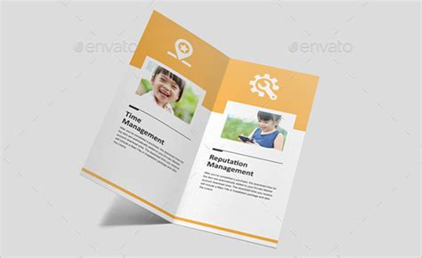 doc 640340 bi fold brochure template word free