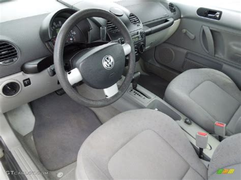 1999 Vw Beetle Interior by 1999 Volkswagen New Beetle Gl Coupe Interior Color Photos