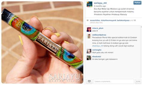 Gambar Eyeshadow Sariayu vani sagita review sariayu