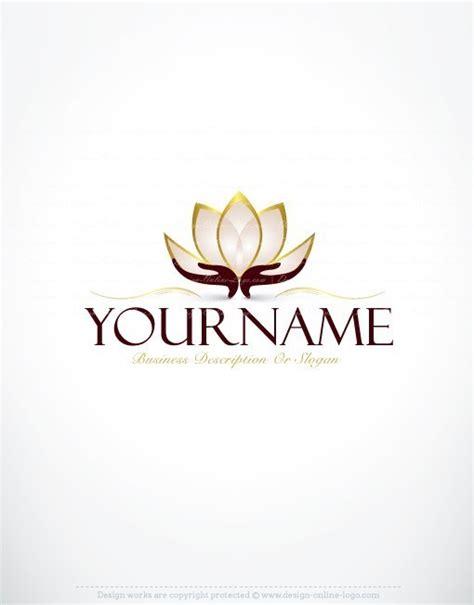 exclusive logo design lotus flower logo images