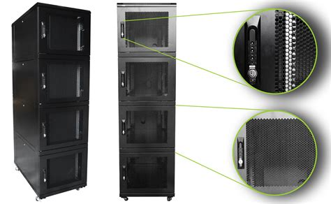 Cl Rack by Excel Develops Environ Range With Co Lo Racks