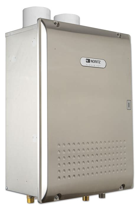 tankless water heaters noritz tankless water heater offers extensive input range high efficiency hvac p